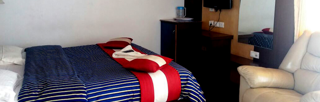 Family Rooms in Kodaikanal